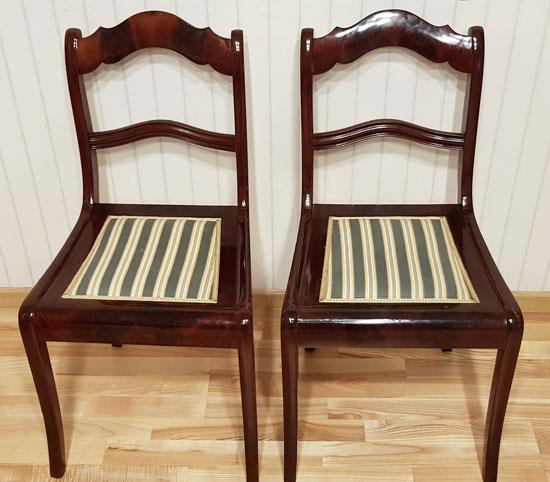 Biedermeier Stühle